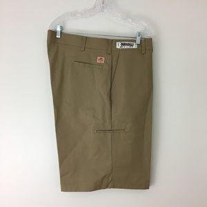 Red Kap Shorts Men's 44 Khaki Shorts